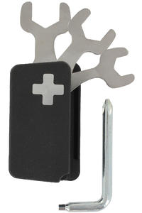 Mabasi Swiss Pocket Skate-Tool (black)