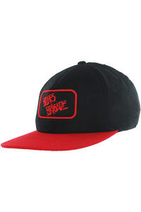 Vans Bones Brigade Snapback Cap (black)