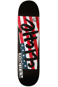 "Cliché Eldridge Flag 7.75"" Deck (black)"
