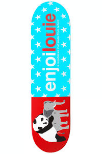"Enjoi Barletta Republican 7.75"" Deck (blue)"