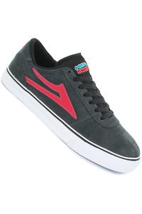 Lakai Pretty Sweet Manchester Suede Shoe (charcoal)