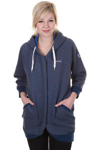 Mazine Asana Jacke girls (nightsky melange)