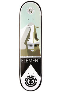 "Element Luma Nature Rhino 8"" Deck (multi)"