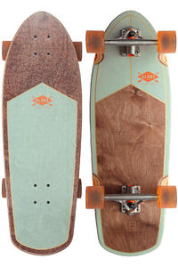 Globe Stubby 30&quot; (76cm) Komplett-Longboard (sea foam)
