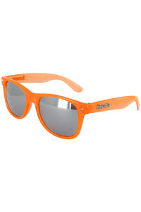 Brigada Lawless Sunglasses (clear orange)