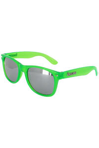 Brigada Lawless Sunglasses (clear green)