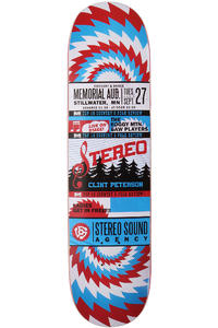 "Stereo Peterson Handbills 8"" Deck (multi)"