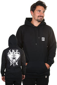 SK8DLX Grizzly Love Snow Hoody (black)