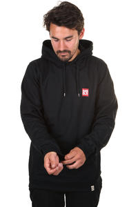 SK8DLX Mountain Logo Snow Hoody (black)
