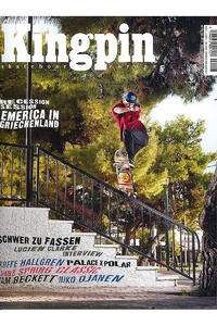 Kingpin Skateboarding Europa 103 07/2012 Magazin