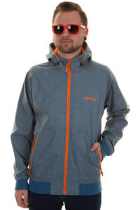 Iriedaily City Shield 3 Jacke (grey blue)