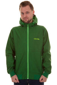 Iriedaily City Shield Jacket (green black)
