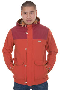 Iriedaily Top Dock Jacket (rust)