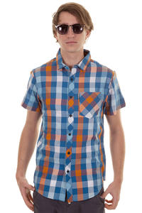 Iriedaily Valle Shortsleeve-Shirt (blue)