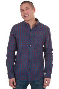 Iriedaily Kieran Shirt (blue red)