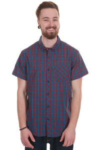 Iriedaily Kieran Shortsleeve-Shirt (blue red)