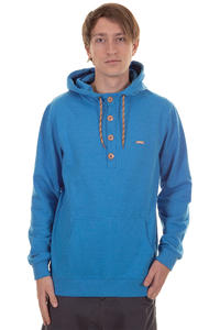 Iriedaily Hipster Hoodie (blue melange)