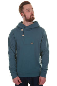 Iriedaily Ean Effort Hoodie (steelblue)
