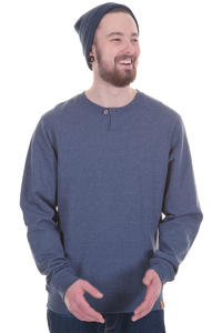 Iriedaily Ean Effort Sweatshirt (navy melange)
