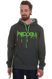 Iriedaily Upside Down 2 Hoodie (anthracite melange)