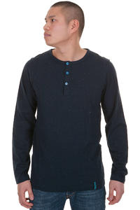 Iriedaily Henley Space Longsleeve (night sky)