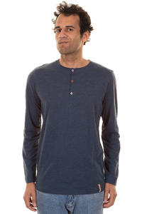 Iriedaily Henley Longsleeve (night sky)