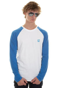 Iriedaily Baseball Longsleeve (blue melange)