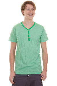 Iriedaily Clerk Ringel T-Shirt (kelly green)