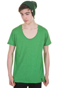 Iriedaily Subneck T-Shirt (green melange)