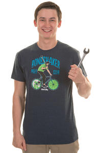 Iriedaily Boneshaker T-Shirt (night sky)