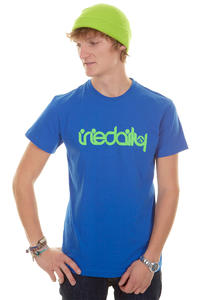 Iriedaily No Matter T-Shirt (blue)