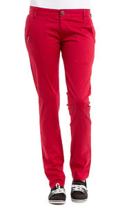 Iriedaily Your 24 Flex Pants girls (dark red)