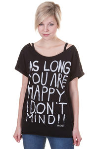 Iriedaily Dont Mind G T-Shirt girls (black)