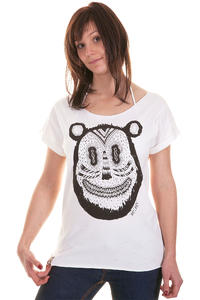 Iriedaily Micky G T-Shirt girls (white)