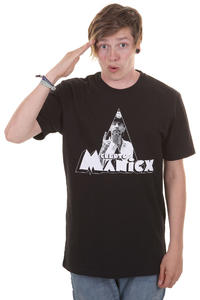 Cleptomanicx Addicts T-Shirt (black)