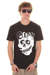 Cleptomanicx Misfit T-Shirt (black)