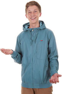 Cleptomanicx Toerner Jacket (captains blue)