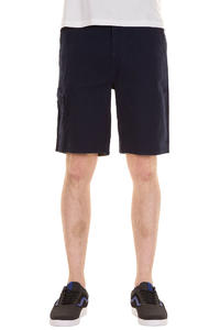 Cleptomanicx Grand Dad Shorts (dark navy)