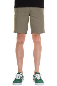 Cleptomanicx Grand Dad Shorts (moor)