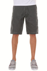 Cleptomanicx Fuscha Solid Shorts (periscope gray)