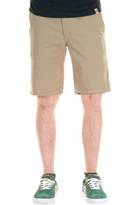 Cleptomanicx Port Slim Chino Shorts (beige)