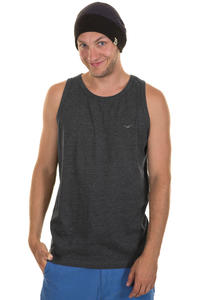 Cleptomanicx Ligull Tank-Top (heather black)