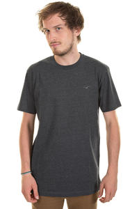 Cleptomanicx Ligull T-Shirt (heather black)