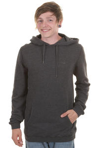 Cleptomanicx Ligull 3000 Hoodie (heather black)