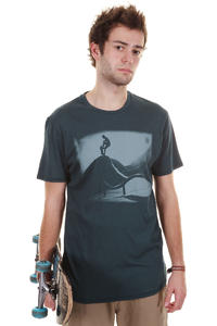 Volcom Jelle Keppens T-Shirt (teal smoke)