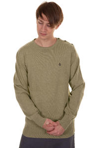Volcom Kirkwall Sweatshirt (heather khaki)