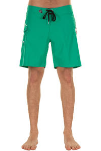 Volcom V2S Maguro Solid Boardshorts (scrubs green)