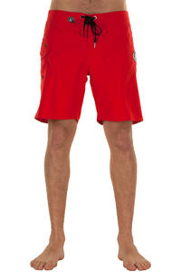 Volcom V2S Maguro Solid Boardshorts (drip red)