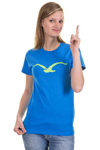 Cleptomanicx Mwe T-Shirt girls (fly blue)