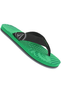 Volcom Burner Slaps (green)